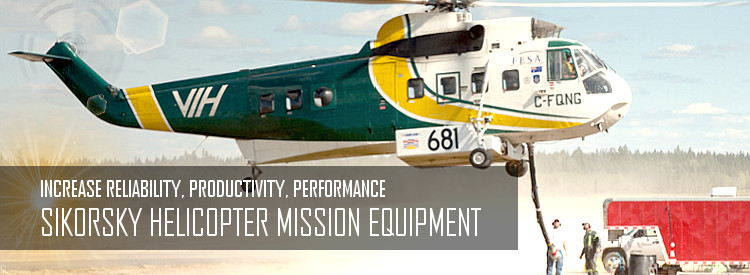 Sikorsky Helicopter Products