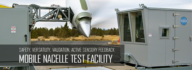 Engine Nacelle Development and Testing