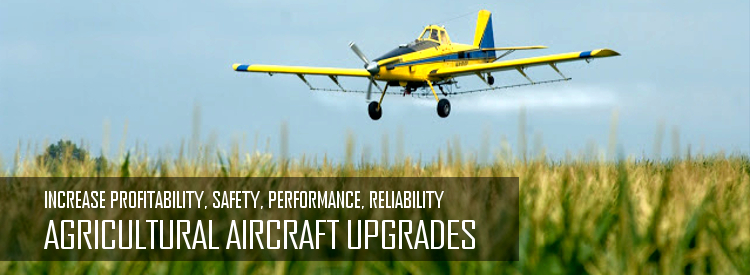 Agriculture aircraft products