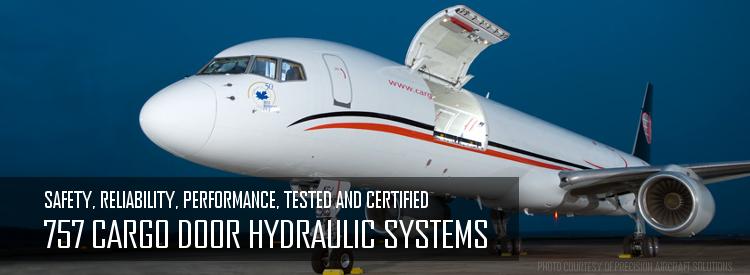Cargo Door Conversion Hydraulics
