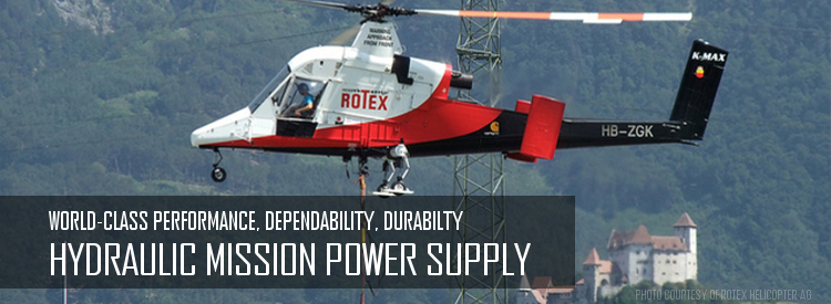 Helicopter Auxiliary Power Supply